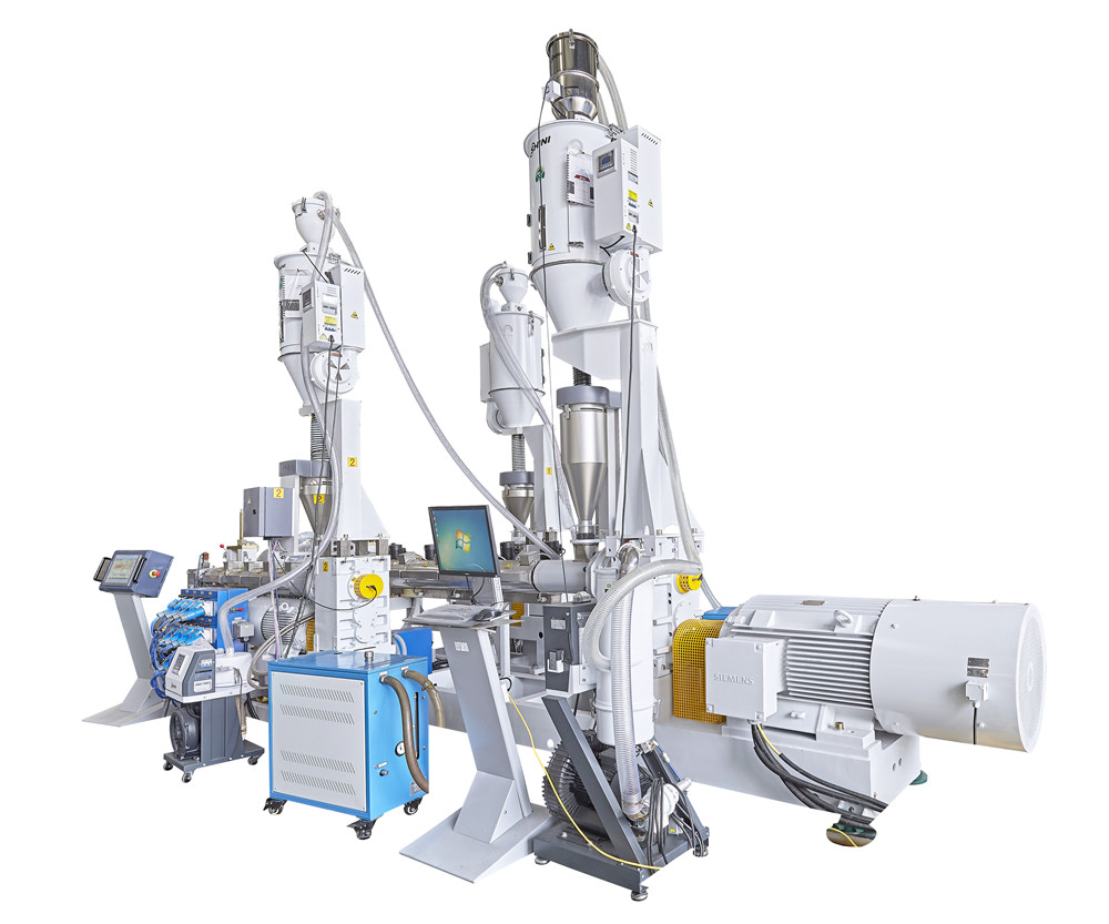 20-315mm HDPE Multi-layer Pipe Production Line