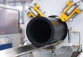 LSP-630HDPE Multi-layer Co-extusion Pipe Line