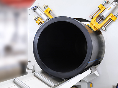 LSP-1000 HDPE Pressue Pipe Extrusion