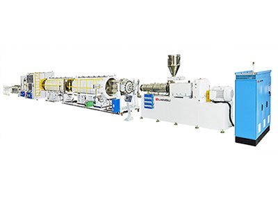 LSP-1000PVC pipe extrusion production line
