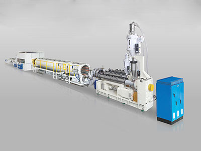 LSP-800 HDPE Pipe Production Line