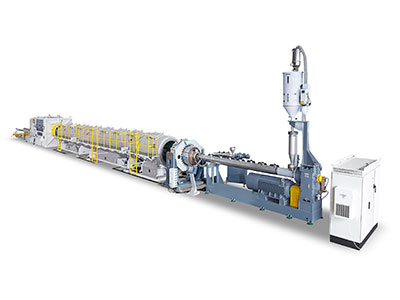 110MM-1200MM HDPE Water Supply Pipe Production Line