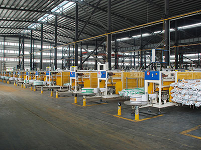 Full Automatic Packing Project for Plastic Pipes