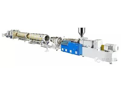 LSP-800PVC pipe production line