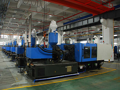 Plastic Full-automatic Mixing & Conveying System