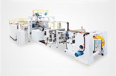 Lithium Battery Isolating Film Production Line