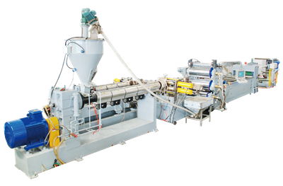 LS-Plastic Sheet Production Line