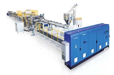LS-Aluminum Plastic Composite Panel Production Line