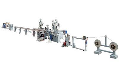 Pex Aluminum Plastic Composite Pipe Production Line