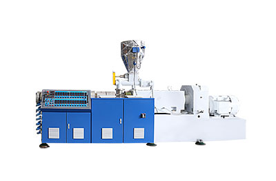 LS-Conical Twin Screw Extruder