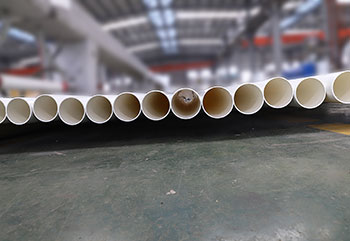 LSDP-110PVC-U Dual Pipe Line