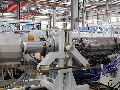 LSP-160 PVC High Speed Pipe Production Line