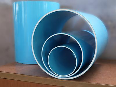LSP-250PVC Foam Core Pipe Line